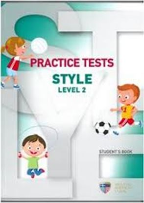 Εικόνα της PRACTICE TESTS FOR STYLE LEVEL 2 SB