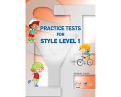 Εικόνα της PRACTICE TEST FOR STYLE LEVEL 1 SB