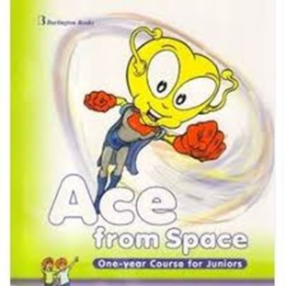 Εικόνα της Ace from Space Junior A Flashcards