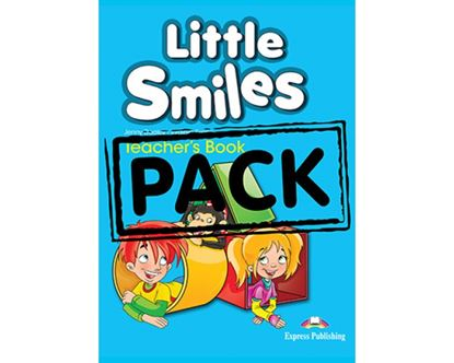 Εικόνα της LITTLE SMILEYS TEACHER'S BOOK (Interleaved with POSTERS)