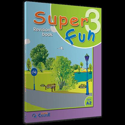 Εικόνα της SUPER FUN 3 REVISION BOOK