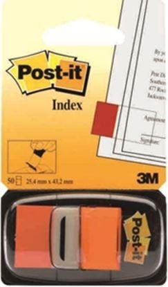 Εικόνα της ΣΕΛΙΔΟΔΕΙΚΤΗΣ POST-IT 3Μ 680-4 ΠΟΡΤΟΚΑΛΙ
