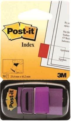 Εικόνα της ΣΕΛΙΔΟΔΕΙΚΤΕΣ POST-IT 3Μ 680-8 ΜΩΒ