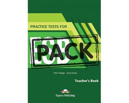 Εικόνα της PRACTICE TEST ESB B1 TEACHER'S BOOK (+DIGI-BOOK APPLICATION)