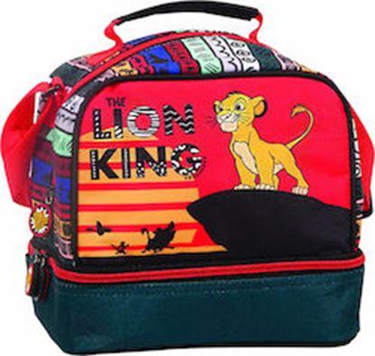 Εικόνα της ΤΣΑΝΤΑΚΙ ΦΑΓHTOY LION KING GIM.331-60220