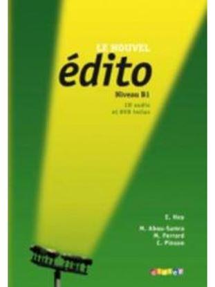Εικόνα της EDITO B1 METHODE (CD-DVD)