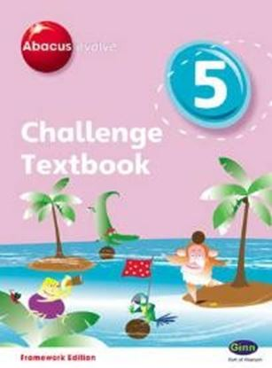 Εικόνα της ABACUS EVOLVE CHALLENGE YEAR 5 TEXTBOOK