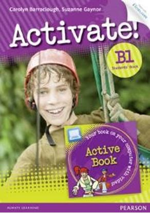Εικόνα της ACTIVATE B1 SB (+ ACTIVE BOOK & iTESTS CODE)