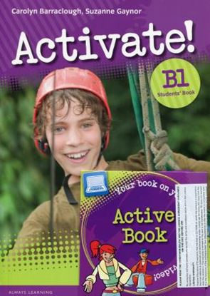 Εικόνα της ACTIVATE B1 SB (+ ACTIVE BOOK PACK)