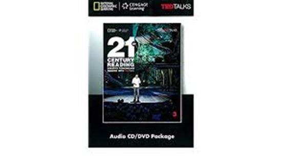 Εικόνα από 21st Century Reading Level 3 Audio CD/DVD Package
