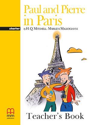 Εικόνα της PAUL AND PIERRE IN PARIS Teacher's Book (V.2)