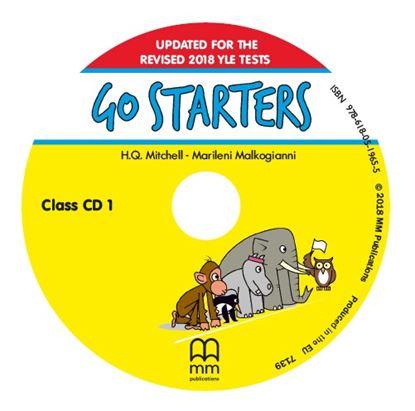 Εικόνα της GO STARTERS Class CD (REV. FOR 2018 YLE)