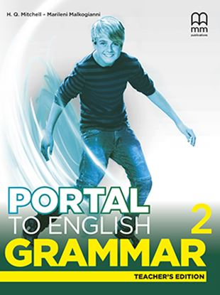 Εικόνα της PORTAL TO ENGLISH 2 Grammar Book (Teacher's edition)