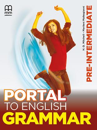 Εικόνα της PORTAL TO ENGLISH Pre-Intermediate Grammar Book