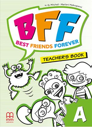 Εικόνα της BFF-BEST FRIENDS FOREVER A' Teacher's Book