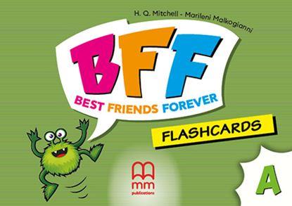 Εικόνα της BFF-BEST FRIENDS FOREVER A' Flashcards