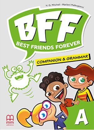 Εικόνα της BFF-BEST FRIENDS FOREVER A' Companion & Grammar Book
