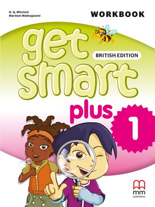 Εικόνα της GET SMART PLUS 1 Workbook (with CD)