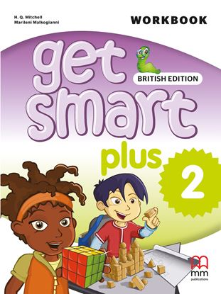 Εικόνα της GET SMART PLUS 2 Workbook (with CD)