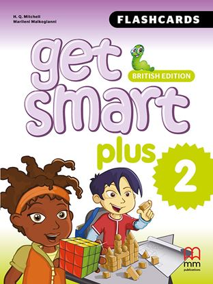 Εικόνα της GET SMART PLUS 2 Flashcards