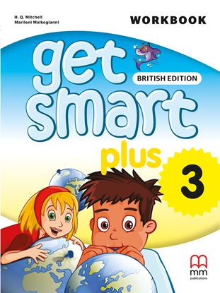 Εικόνα της GET SMART PLUS 3 Workbook (with CD)