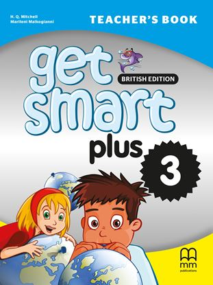 Εικόνα της GET SMART PLUS 3 Teacher's Book