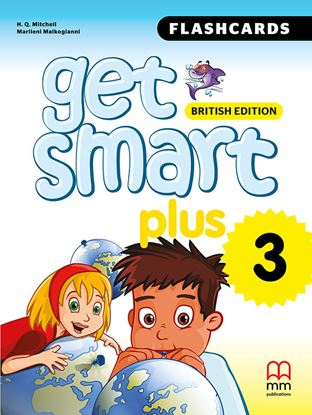 Εικόνα της GET SMART PLUS 3 Flashcards