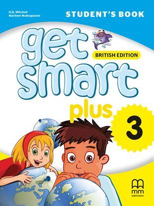 Εικόνα της GET SMART PLUS 3 Student's Book