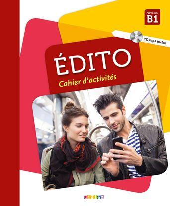 Εικόνα της EDITO B1 CAHIER (+ CD AUDIO MP3) N/E