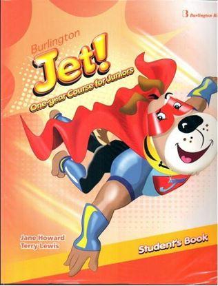 Εικόνα της JET! ONE-YEAR COURSE SB (+ BOOKLET)