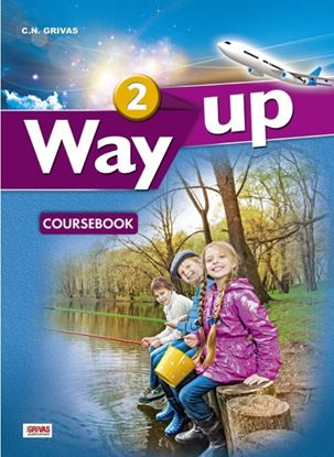 Εικόνα της WAY UP 2 STUDENT'S BOOK (+WRITING BOOKLET)