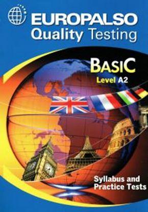 Εικόνα της EUROPALSO QUALITY TESTING BASIC A2