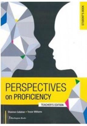 Εικόνα της PERSPECTIVES ON PROFICIENCY - TEACHER'S EDITION