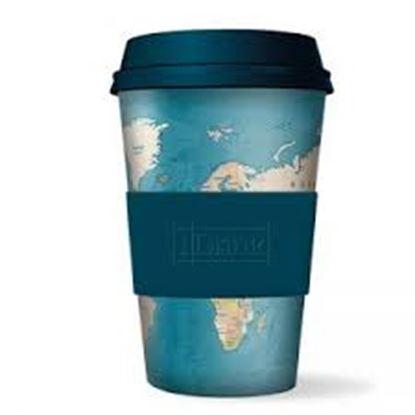 Εικόνα της ΚΟΥΠΑ I DRINK BAMBOO BLUE MAP ID 0106