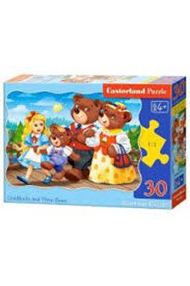 Εικόνα της PUZZLE 30T.GOLDILOCSAND THREE BEARS 7082