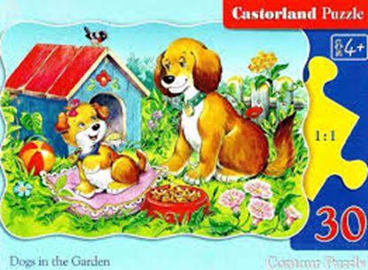 Εικόνα της ΠΑΖΛ DOGS IN THE GARDEN 30ΤΜΧ