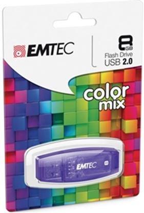 Εικόνα της EMTEC USB FLASH DISK 8GB