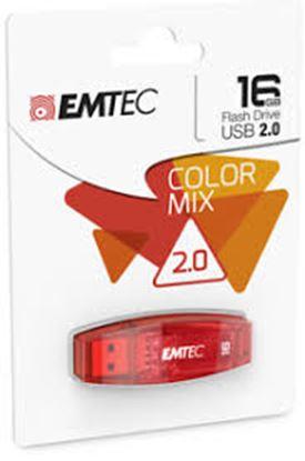 Εικόνα της EMTEC USB FLASH DISK 16GB