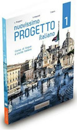 Εικόνα της NUOVISSIMO PROGETTO ITALIANO 1 ESERCIZI (+CD) (A1-A2)