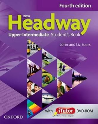 Εικόνα της  NEW HEADWAY 4TH EDITION UPPER INTERMEDIATE STUDENT'S BOOK