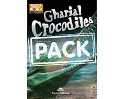 Εικόνα της GHARIAL CROCODILES TEACHER'S PACK WITH CD-ROM PAL (AUDIO & KEY) WITH CROSS-PLATFORM APPLICATION