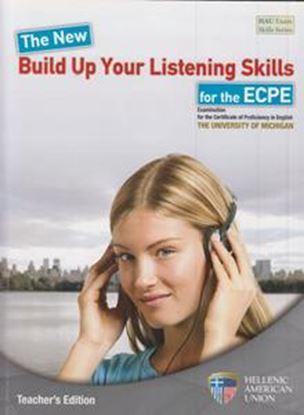 Εικόνα της BUILD UP YOUR LISTENING SKILLS FOR THE MICHIGAN PROFICIENCY (ECPE) TEACHER'S BOOK (+4CDS)