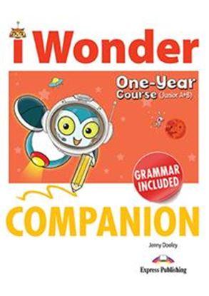 Εικόνα της I WONDER JUNIOR (A+B) COMPANION & GRAMMAR