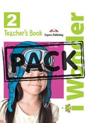 Εικόνα της I WONDER 2 TEACHER'S BOOK (+POSTERS)