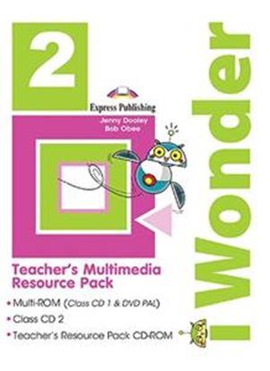 Εικόνα της I WONDER 2 (PAL) TEACHER'S MULTIMEDIA RESOURCE PACK (SET)
