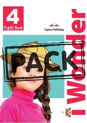 Εικόνα της i Wonder 4 - Pupil's Book (with ieBook)