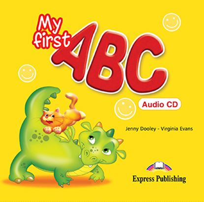 Εικόνα της My First ABC - Audio CD
