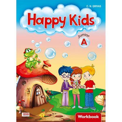 Εικόνα της HAPPY KIDS JA WBK(WORD'S AND GRAMMAR)