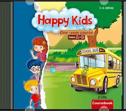 Εικόνα της HAPPY KIDS JUNIOR A & B CD CLASS (2)