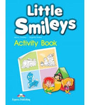 Εικόνα της LITTLE SMILEYS ACTIVITY BOOK (INTERNAT
